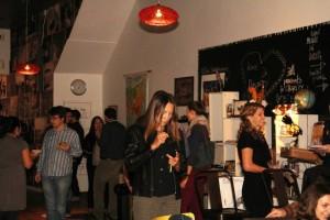 people mingling 1